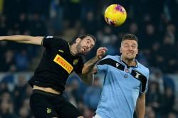 Lazio Inter Sergej Milinkovic Savic Serie A Title Race