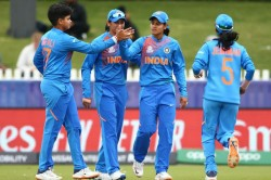Icc Women S T20 World Cup 2020 India Beat Nz Enter Semis