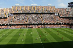 La Liga Feature Valencia Offers Unique Audio Visual System