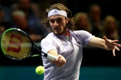 Atp Tour Tsitispas Out Sinner Through Rotterdam Open Shocks