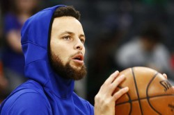 Golden State Warriors Stephen Curry Injury March