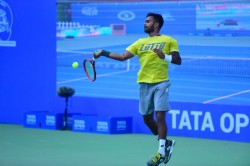 Tata Open Maharashtra Nagal Ramanathan Face A Tough Challenge In Singles Opener Third Edition
