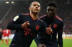 Mainz 1 3 Bayern Munich Lewandowski Muller Thiago