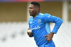 West Indies Fast Bowler Oshane Thomas Involved In Car Accident