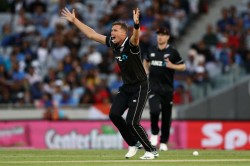 New Zealand Vs India Bennett Says Southee Behaved Like A True Leader In 2nd Odi