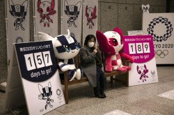 Ioc Committed To Tokyo Games Wary Of Virus Elephant Pound