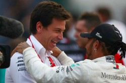 Toto Wolff On Mercedes Contract Talks With Lewis Hamilton F