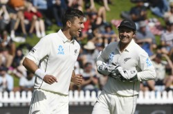 New Zealand Vs India 1st Test Highlights Rahane Vihari Fight After Boult Rocks Visitors On Day