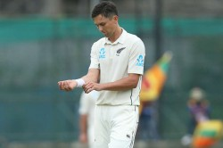 Trent Boult Back From Injury New Zealand India Test Series