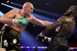 Tyson Fury Dominates Deontay Wilder Wbc Heavyweight Title