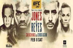 Ufc 247 Jones Vs Reyes Preview Fight Card India Time And Tv Info