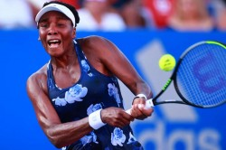 Venus Williams Seven Match Points Sloane Stephens Acapulco