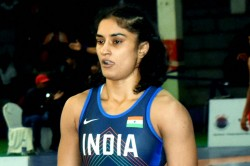 Asian Wrestling Championship Vinesh Defeated By Nemesis Mukaida Sakshi In Hunt For Gold