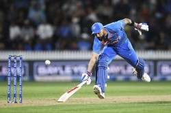 Virat Kohli Runs 17 Km During A Good Knock With Bat Double