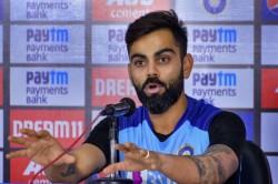 New Zealand Vs India 1st Odi Kohli Confirms Shaw And Agarwal Opening