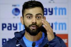 India Vs New Zealand 2nd Odi Watch Skipper Virat Kohli Lauds Navdeep Saini S Massive Six