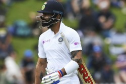 India Skipper Virat Kohli Loses Top Spot In Icc Test Player Rankings