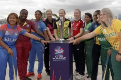Icc Women S T20 World Cup India Women Begin Elusive Trophy Search Opener Against Australia