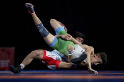 Pakistani Chinese Wrestlers Visa Problems Will Be Sorted Out Wfi Chief