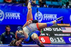 Government Has Assured Entry To Chinese Wrestlers For Asian Championship Wfi