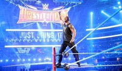 Wwe Plan Blockbuster Match Featuring The Rock At Wrestlemania