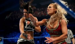 Spoiler On Wwe Smackdown Women S Title Match At Wrestlemania