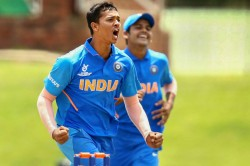 Icc U 19 World Cup 2020 India Storm Into Final After Thrashing Pakistan By 10 Wickets