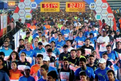Coronavirus In Sport Tcs World 10k Bengaluru Race Postponed
