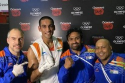 Boxing India Can Win Three To Four Medals At Tokyo Olympics Ashish Chaudhary
