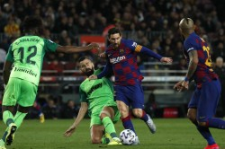 Coronavirus In Sport Barcelona To Cut Player Wages
