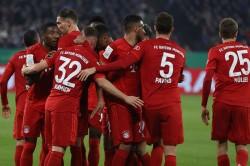 Schalke Bayern Munich Dfb Pokal Joshua Kimmich