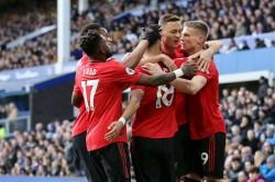 Premier League Everton 1 1 Manchester United Fernandes Bails Out De Gea As Hosts Denied Late Winner
