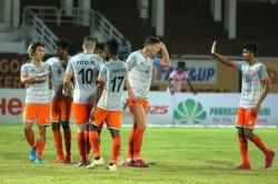 Chennai City Fc Face Maziya S R Club In Afc Cup Group Match