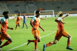 Afc Cup Late Goal Helps Chennai City Fc Secure 2 2 Draw With Maziya S Rc