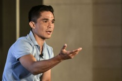Sunil Chhetri Lionel Messi Xavi Among 28 Players In Fifa Campaign Kick Out Coronavirus
