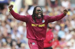 Chris Gayle Inspired By Rocky Takes Stay At Home Challenge Watch