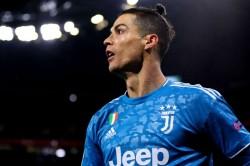 Rumour Has It Cristiano Ronaldo Juventus Psg Man Utd Barcelona Martinez