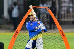 Ms Dhoni Was Focused On Getting Ready For Ipl 2020 Balaji