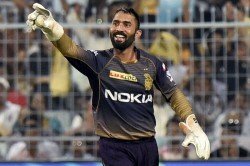 Dinesh Karthik Does Shadow Practice And Meditation In Self Isolation