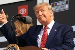 Coronavirus Donald Trump Olympics Tokyo 2020 Postponement