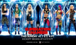 Wwe Elimination Chamber 2020 Match Card Predictions When And Where To Watch