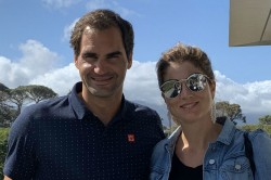 Coronavirus Federer Wife Mirka Step In To Help Families