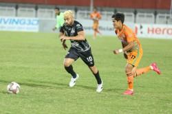 Hero I League Neroca Win Seven Goal Thriller To Break Punjab Jinx