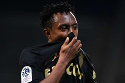 Monaco Gelson Martins Ligue 1 Referee Push Six Month Ban