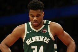 Miami Heat Giannis Antetokounmpo Nba Milwaukee Bucks