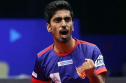 Covid 19 Fund Table Tennis Star Sathiyan Pledges To Donate Rs 1 25 Lakh