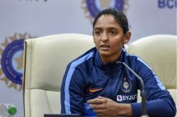 Icc Women S T20 World Cup 2020 Harmanpreet Kaur Wary Of Eight Day Break