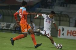 Hero I League Katsumi S Homecoming Goal Halts Mohun Bagan Juggernaut