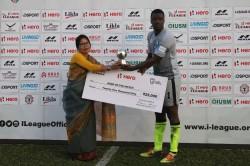 Hero I League Deepak Devrani Stunner Denies Indian Arrows A Point In Imphal