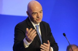 Fifa Gianni Infantino Football Reform Coronavirus No Group Stages Efl Cup